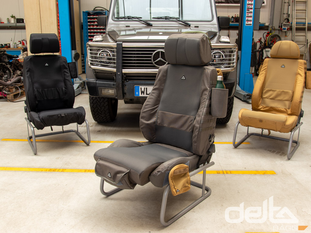 Seat Cover scheel-mann Vario