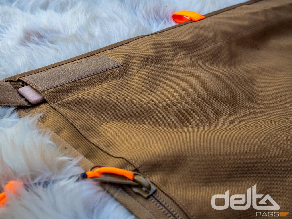 BBQ Roll Bag Set Farbe, schwarz