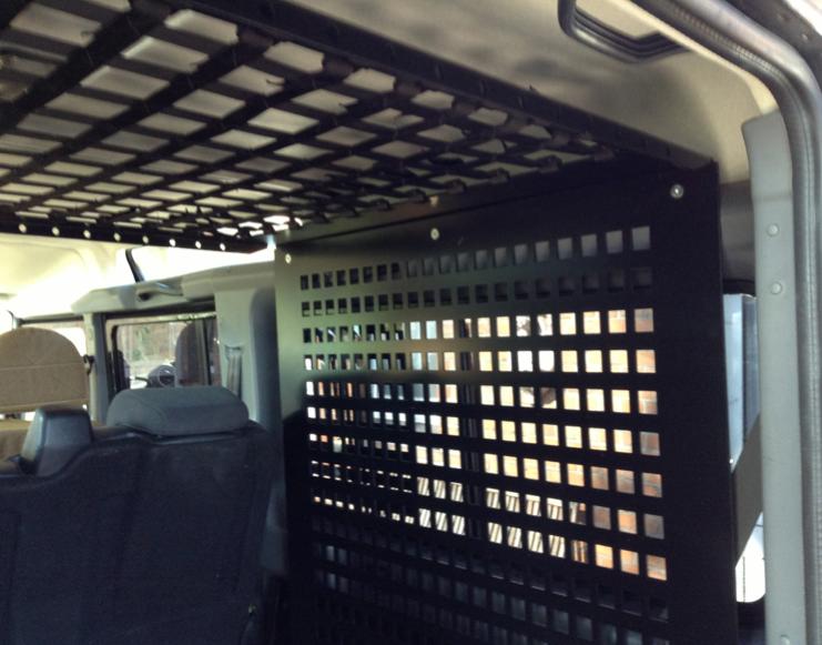 Inside Cage, TD4