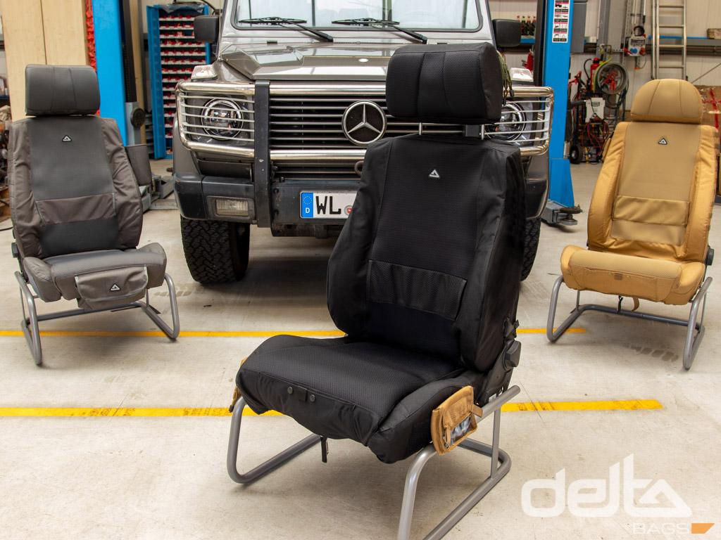 Seat Cover scheel-mann Traveller LR Edition - Version 2019