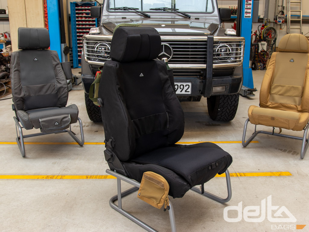 Seat Cover scheel-mann Traveller LR Edition